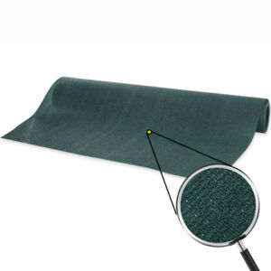325GSM 10year life quality 3*50meter  shading 95% sun shade net for carport, carparking, canopy